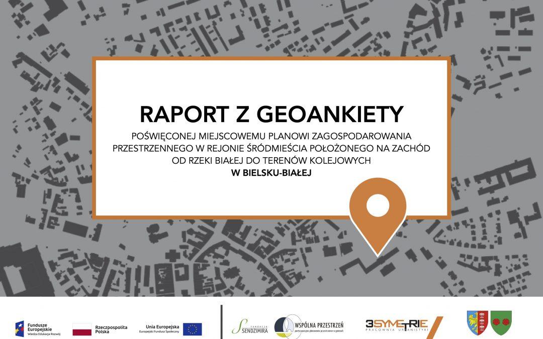 Raport z geoankiety